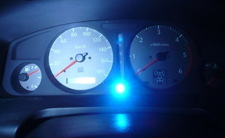 Instrument Cluster LED Install