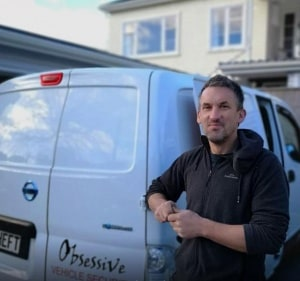 Julian - Vehicle Security Installer