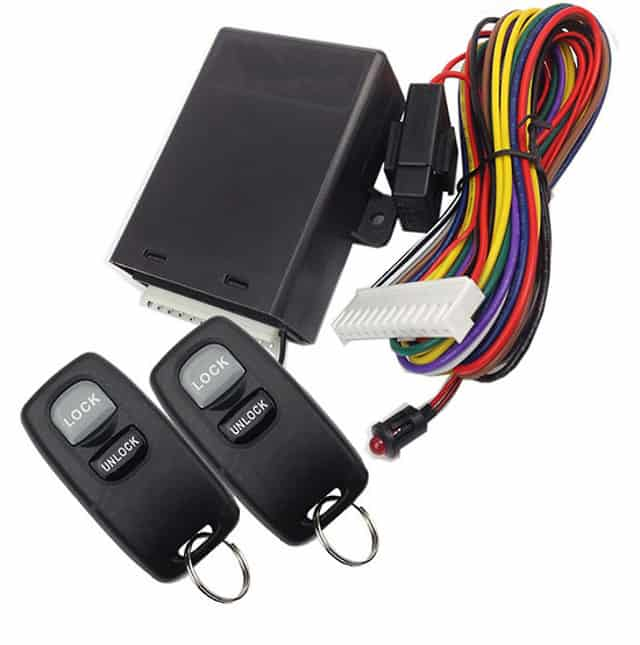 Cyclops KE11 Keyless Entry System