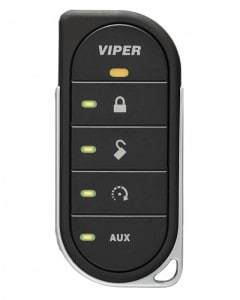 Viper 7856V Two way LED remote