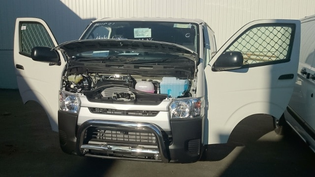Toyota hilux eighth generation an from fuse