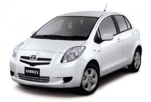 XP90 Yaris Alarm
