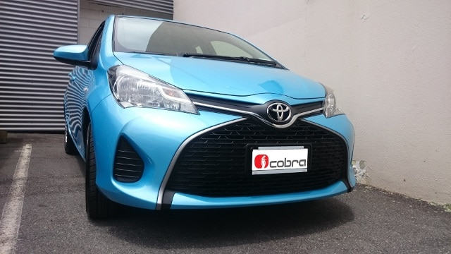 Toyota Yaris Upgrade Alarm