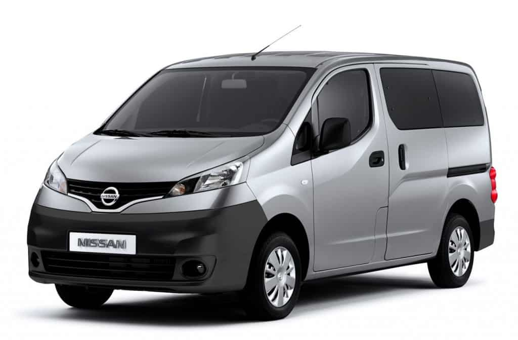 No Alarm on the Nissan NV200