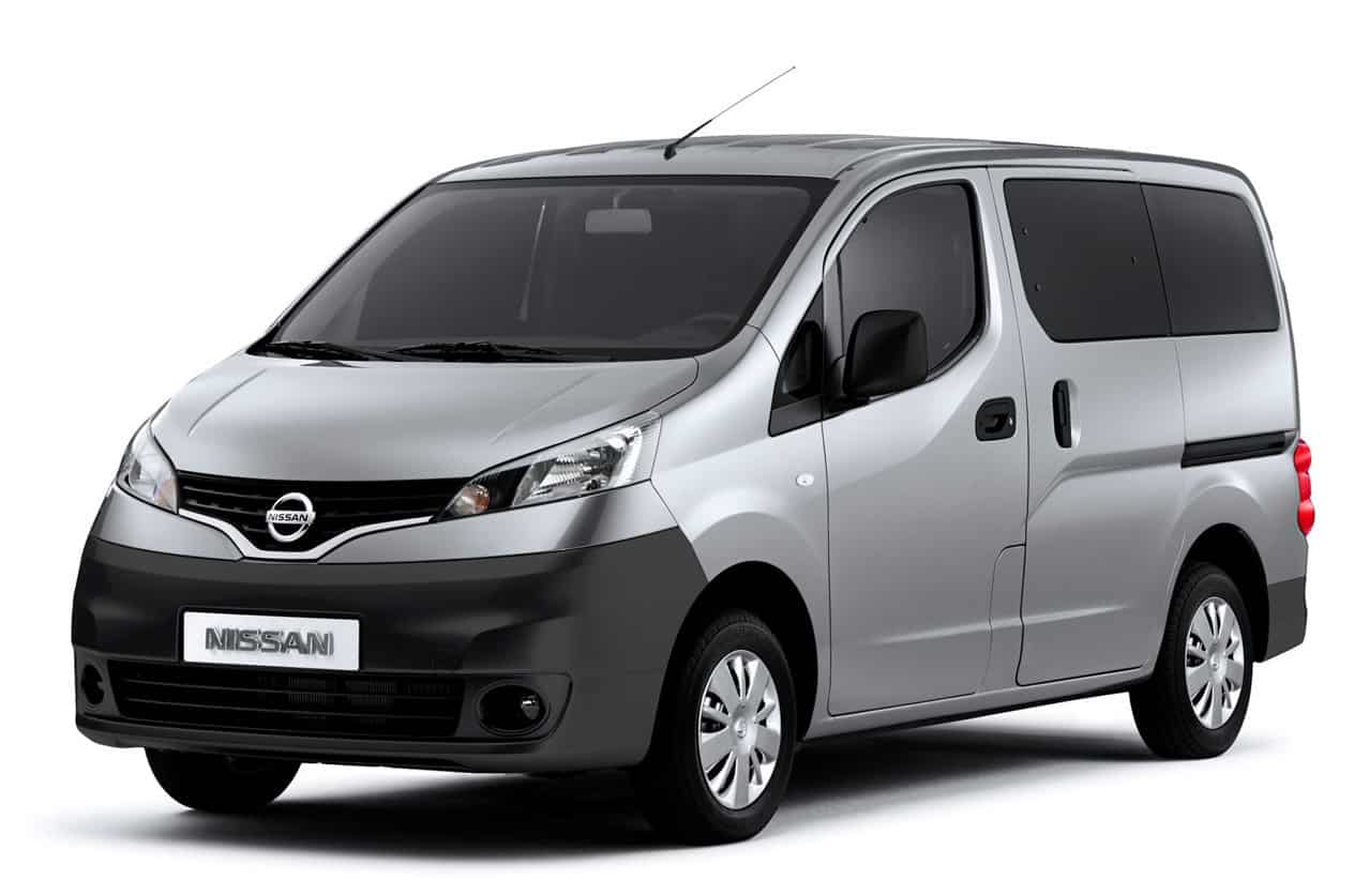 Nissan NV200 and NV350 Alarm options - Obsessive Vehicle Security  BlogObsessive Vehicle Security Blog