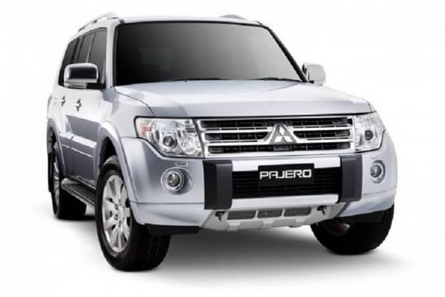 Pajero security