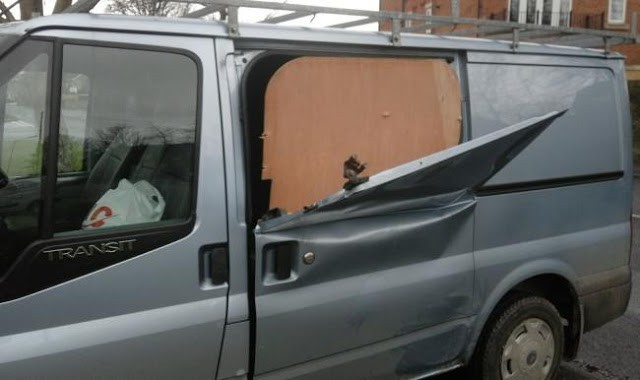 What Is Van Door Peeling And How Do You Protect Against It