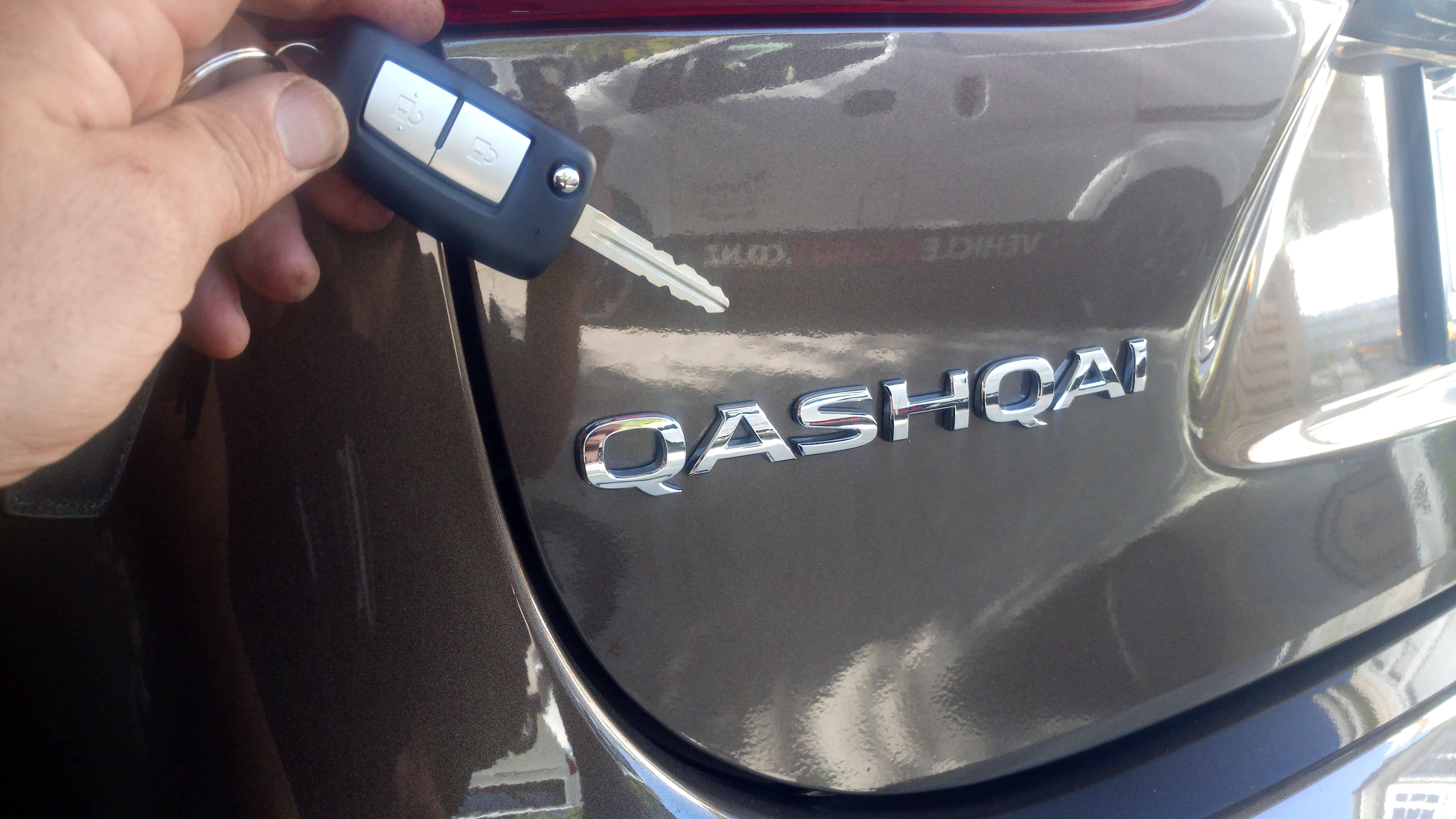 Nissan Qashqai Upgrade Alarm Obsessive Vehicle Security Mitsubishi Wiring Diagram Works With Factory Remote