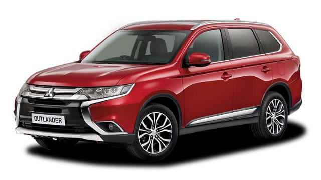 Mitsubishi Outlander Alarm Options