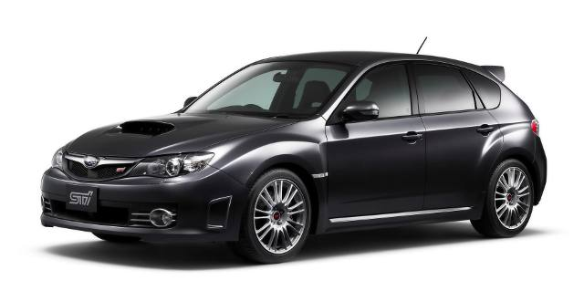 Subaru Impreza Security