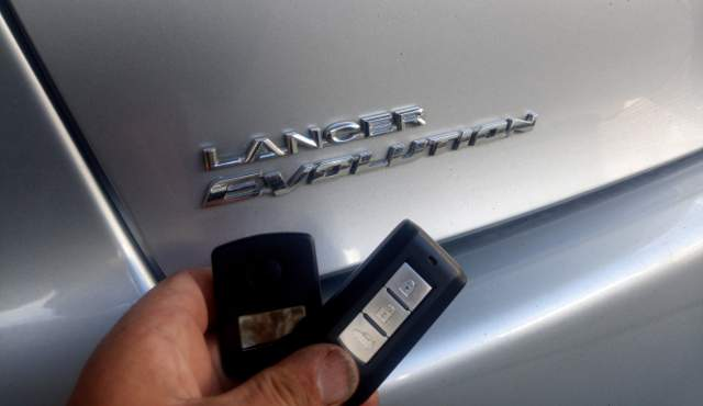 Lancer Remote Locking