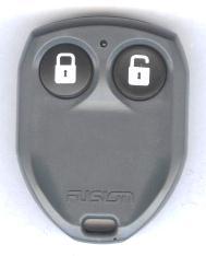 Fusion alarm remote